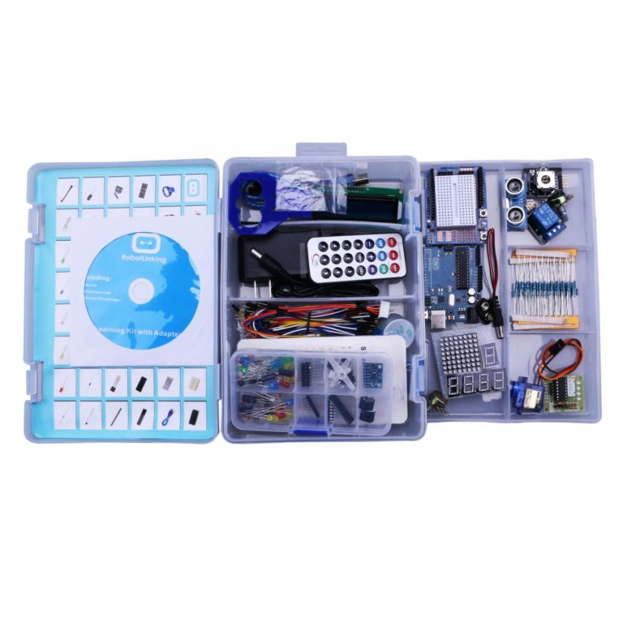 kit de invatare arduino