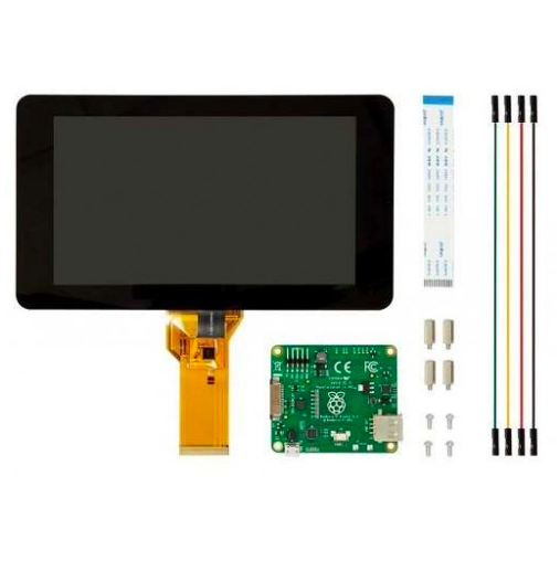 LCD Raspberry Pi