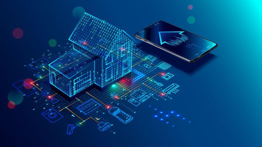 casa inteligenta IoT