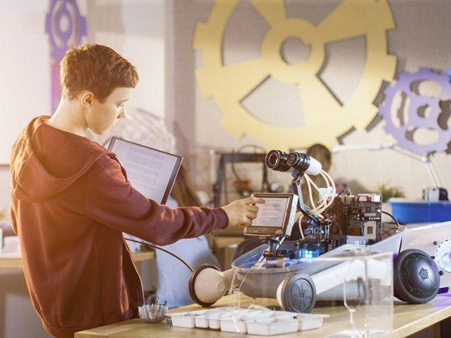 proiect robotica raspberry pi