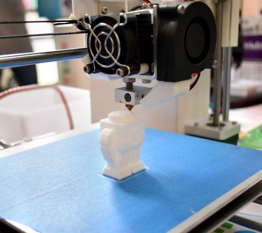 imprimanta 3 d