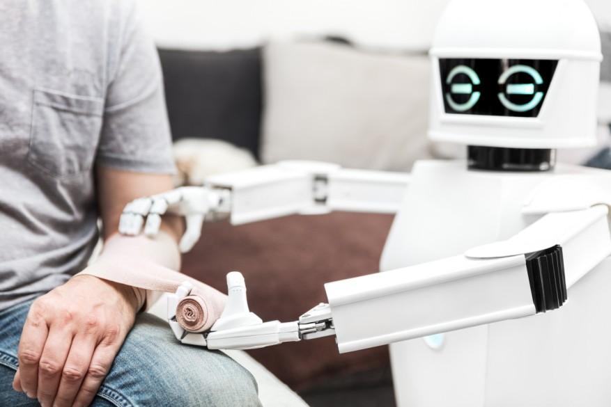roboti medicali