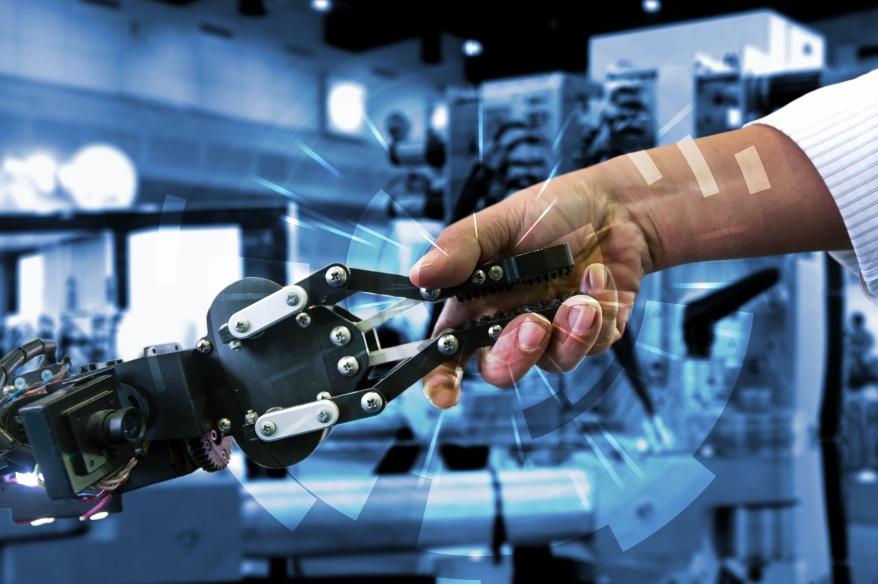 roboti industriali automatizare