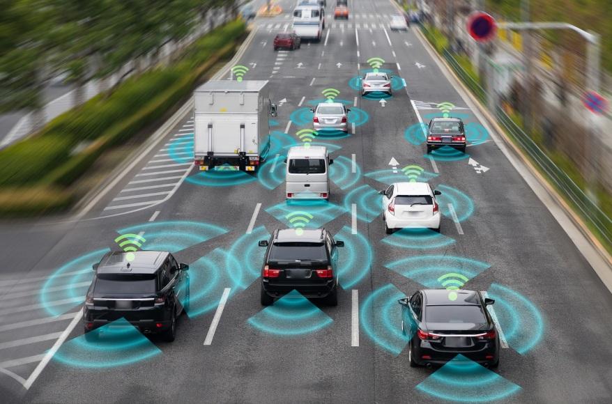 senzori miscare auto