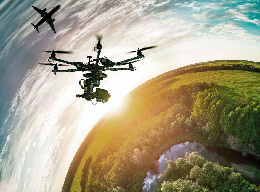 proiect arduino drona