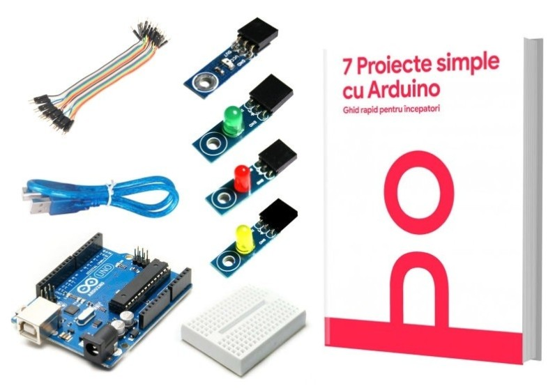 kit arduino incepatori