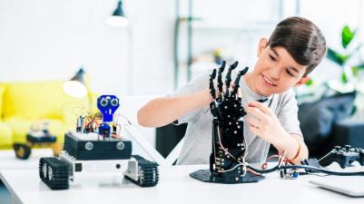 robotica pentru copii